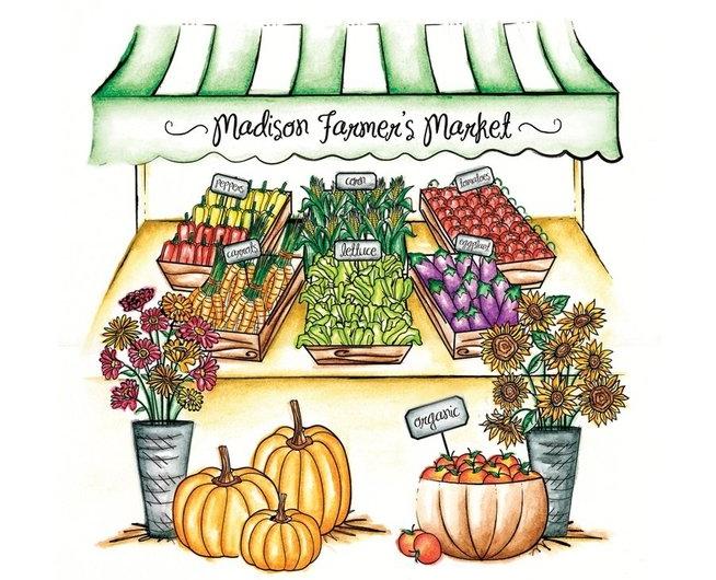 South Madison Farmers Market Has New >> Vendors Madison Ct Farmers Market