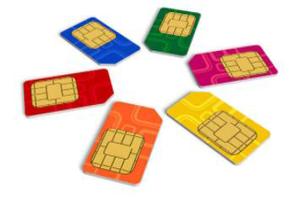 Kartu Telekomunikasi