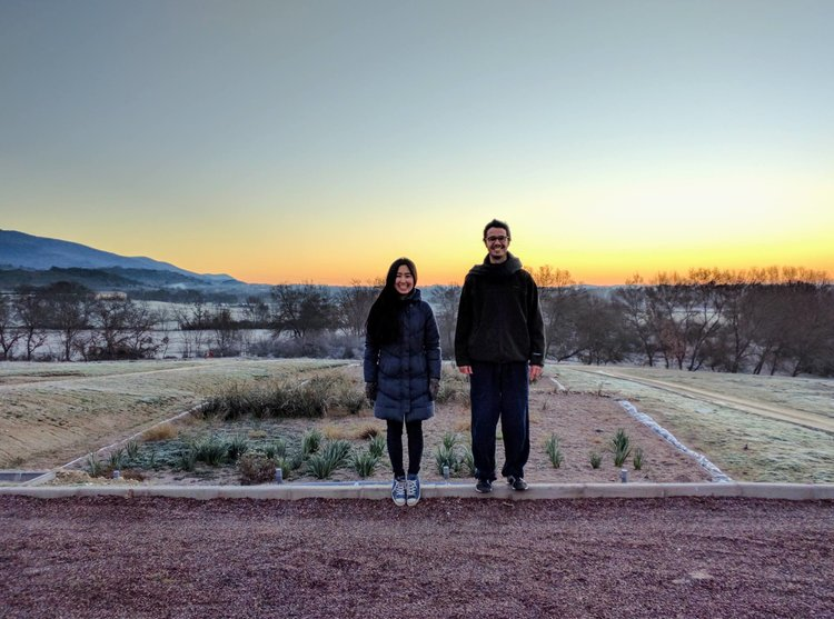 Your facilitators: Tottie Yokota & Miguel Mayher