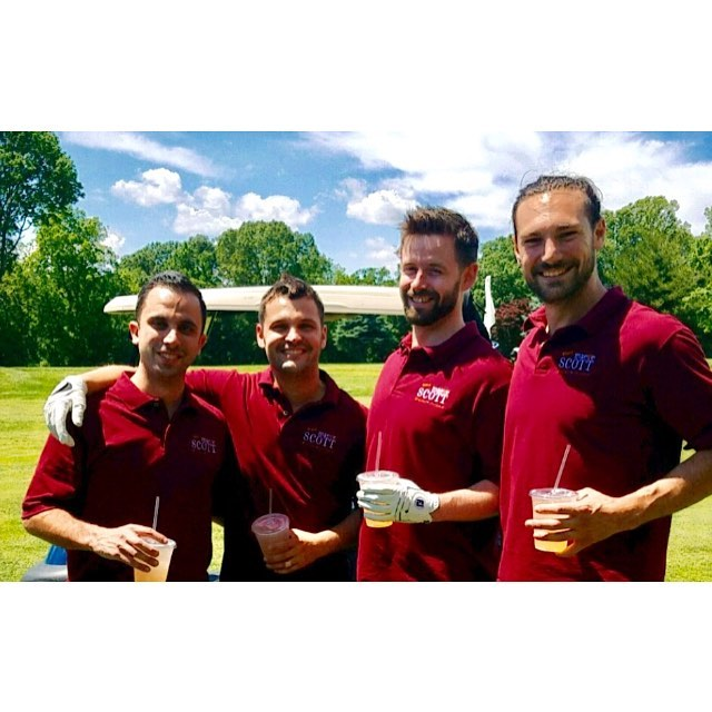 Spotted a few supporters at the St. Paul Church golf outing today. Good luck team!! ⛳️ #maeve4the4th #yonkers #yonkersny #district4 #citycouncil #supporters #westchester