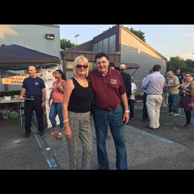 National Night Out! Thank you Yonkers Police Department!