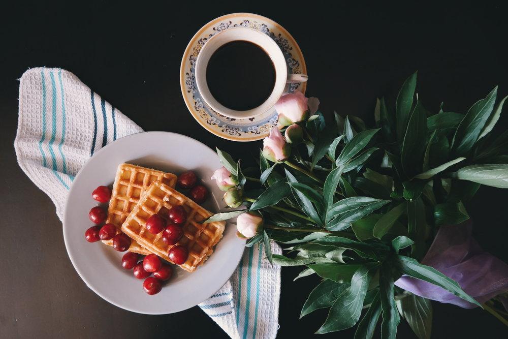 waffles and cherries.jpeg