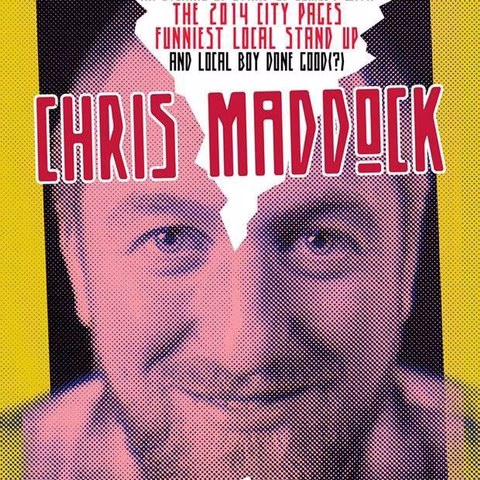 Chris Maddock -