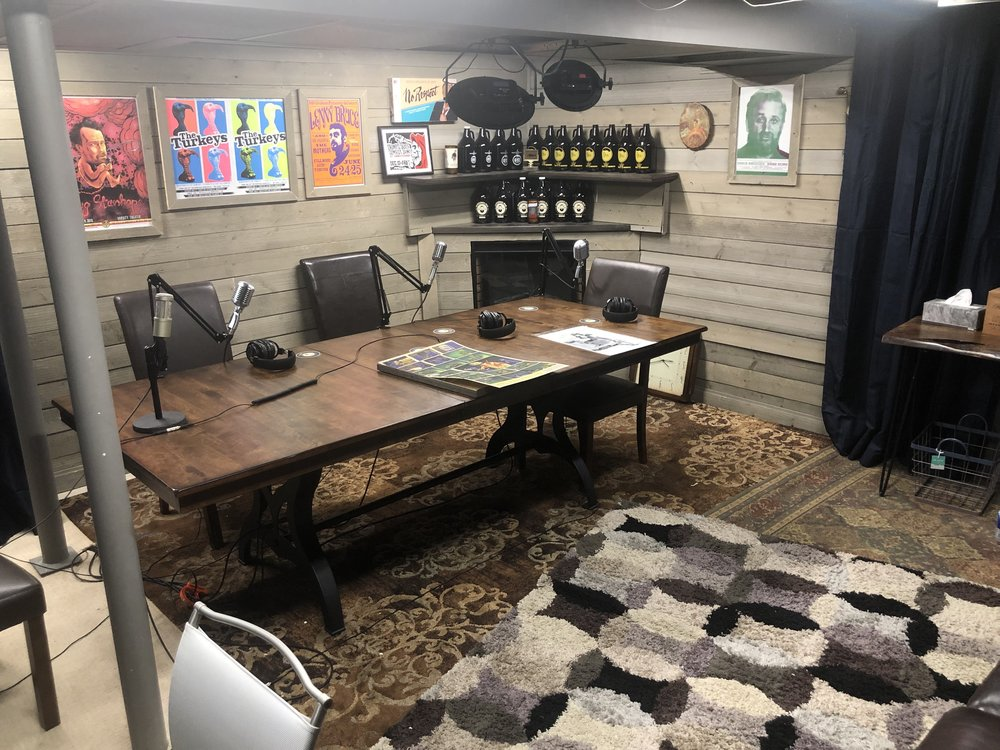 Start Your Own Podcast - Rent Our Studio