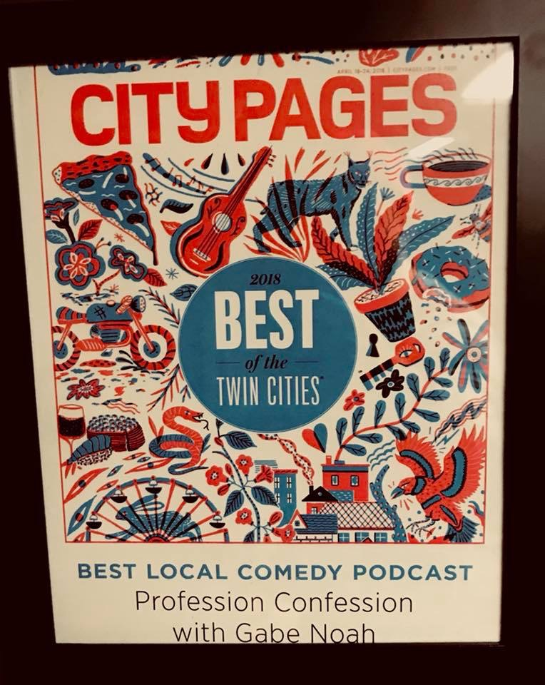City Pages Award