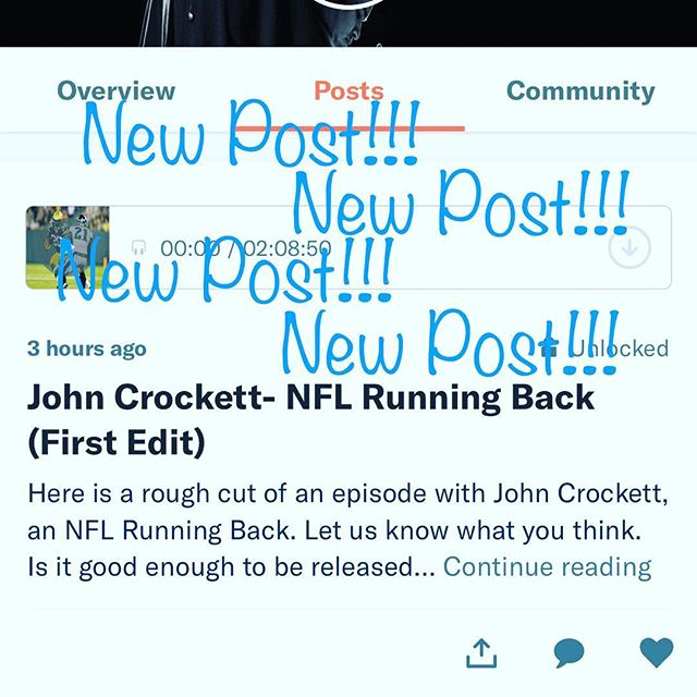 🚨🚨New Patreon Content!🚨🚨 Want to decide what episodes make it through to the general public? Join our patreon family and you can give feedback on which episodes we air.  #Podcast #Minneapolis #Minnesota #NFL #CheckItOut