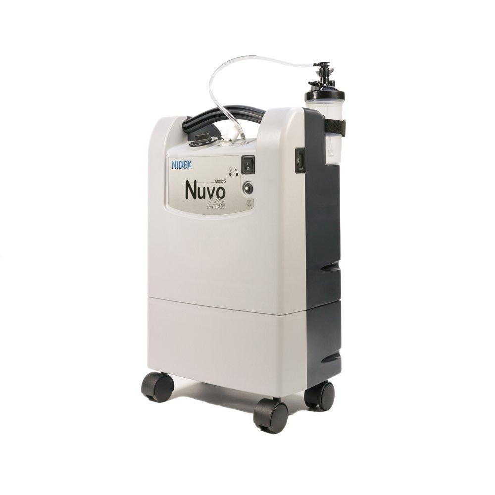 Nidek Mark 5 Nuvo Lite เครื่องเพิ่มความเข้มข้นของออกซิเจน