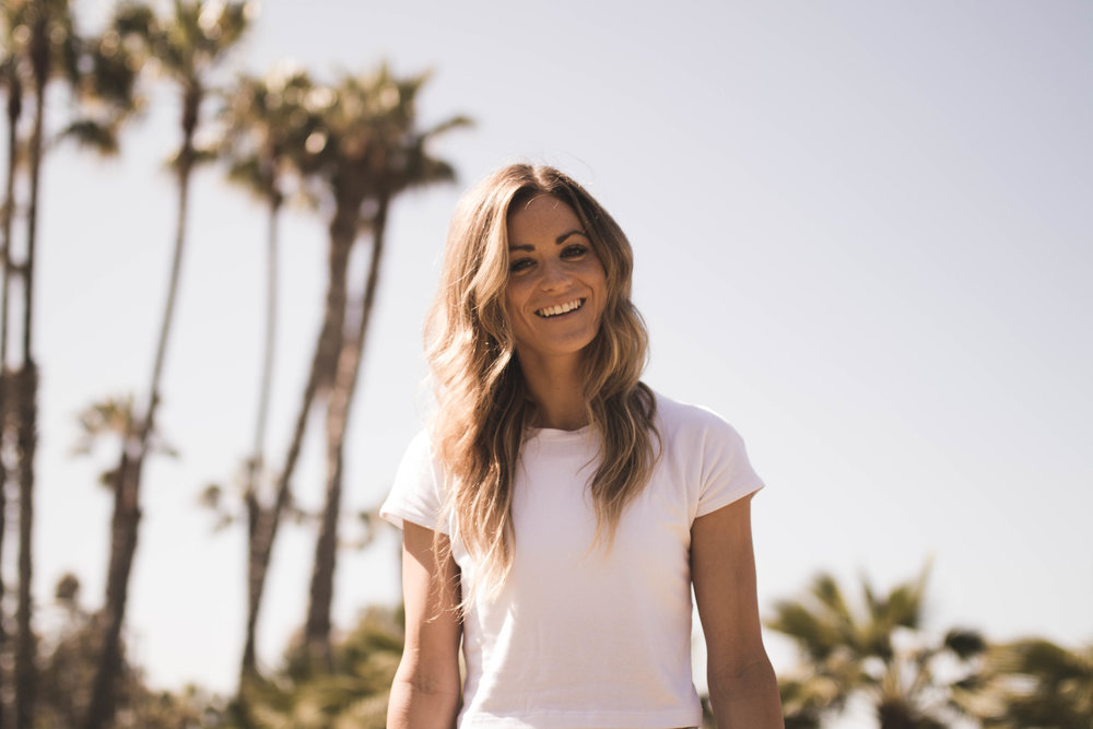 Brooke Marcy / Yoga Instructor   Sign: Gemini  Schedule: Wednesday-Friday  Instagram: @brookemarcy  Hobbies: Hot yoga & Jenga  Experience: 2 years  Local Favorite: Venice beach wines  Spirit Animal: Cat  Favorite Food: Cheese & crackers  Salty Dream Destination: Morocco