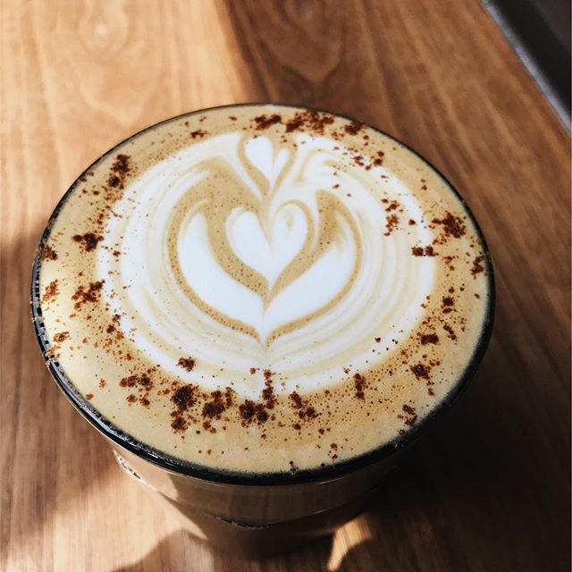 Portland was killing it this weekend. Checked out 7 dif coffee shops. Been a fan of good coffee for a long time.  The name says it all ❤️️ #goodcoffee @goodcoffeepdx