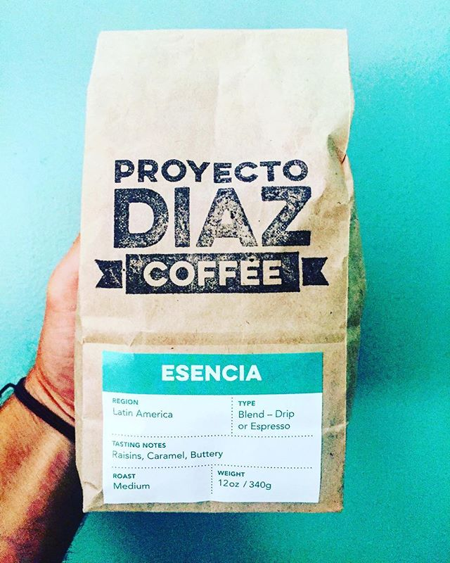 Testing out some great ☕️ samples thanks to @proyectodiaz #mmmm #frothtop #comingsoon #boise #thisisboise