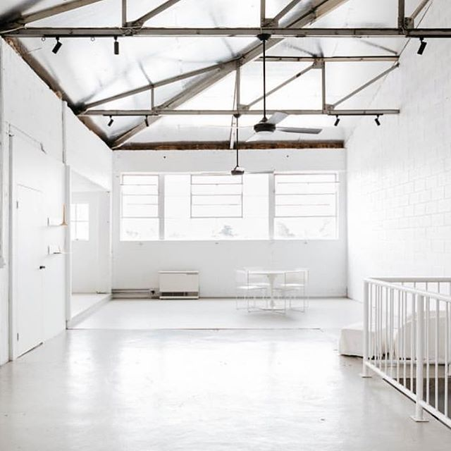 We have an opening available for a shoot this week - get in touch bookings@studiolocal.com.au to reserve the studio! Upstairs captured by @weaving