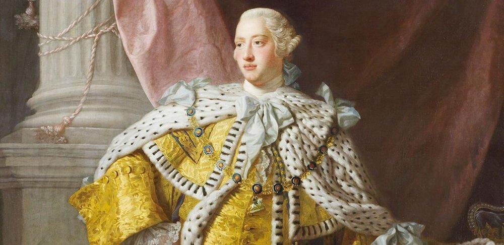 George III. (r. 1760-1820)