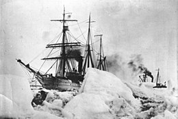 Admiral Byrd in Antarctica