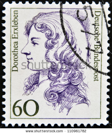 stock-photo-germany-circa-a-stamp-printed-in-germany-shows-dorothea-erxleben-the-first-female-medical-110961782.jpg