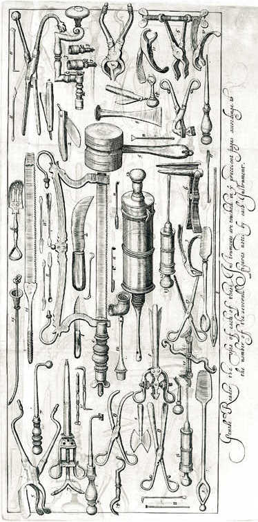 Surgeon's Tools