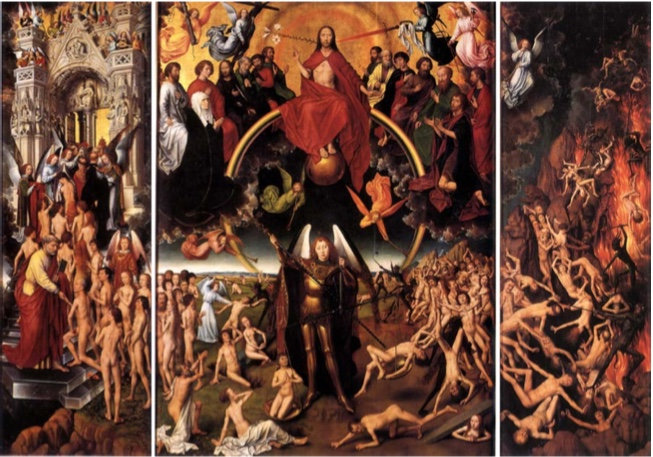 The Last Judgement  – Hans Memling
