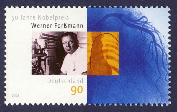 German Commemorative Stamp