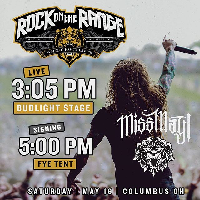@rockontherange the day is finally here!!!