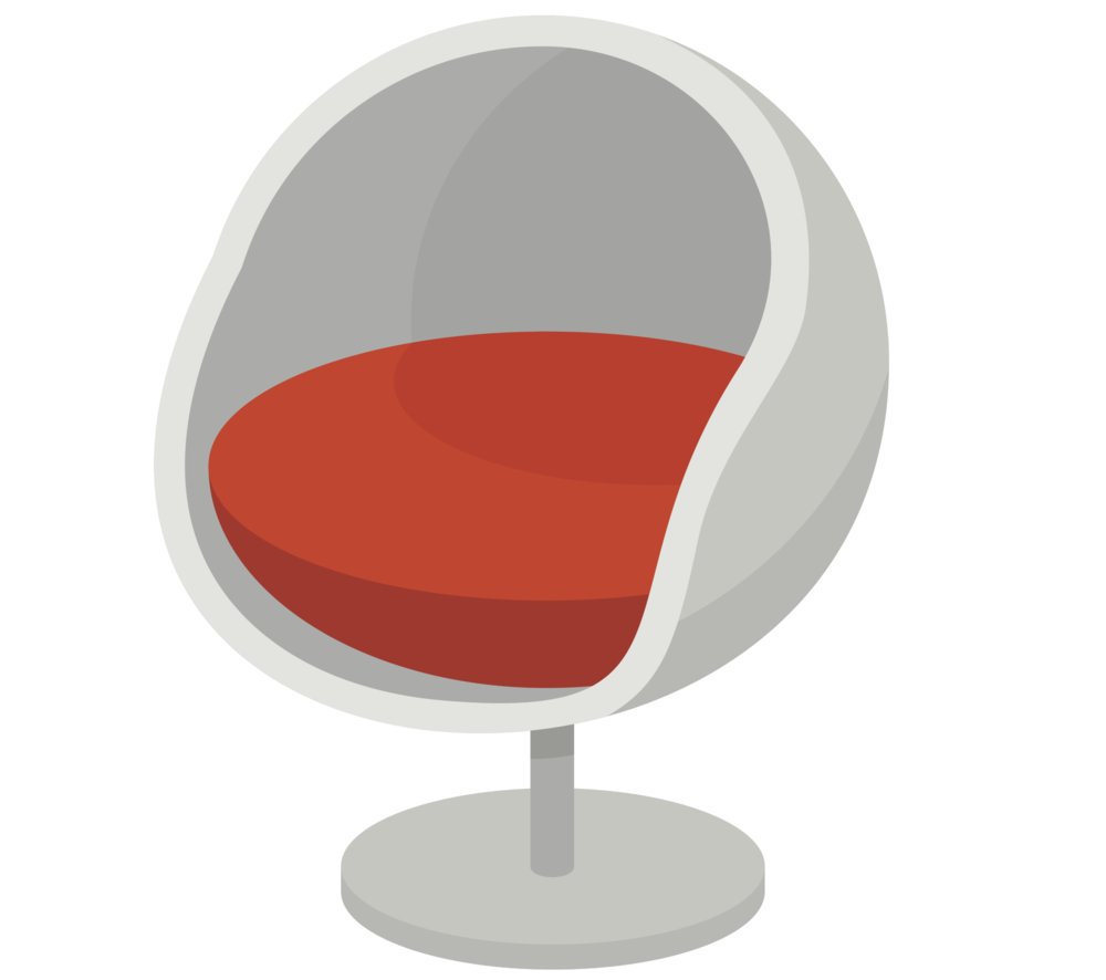 egg-chair-vectorportal.png