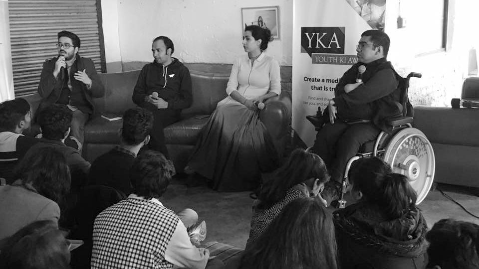 Conference by Youth Ki Awaaz & ILO