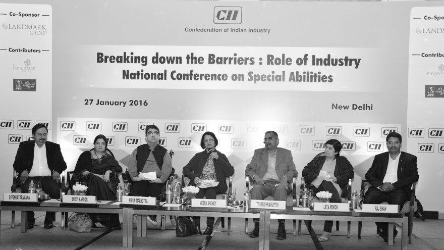Conference by The Confederation of Indian Industry