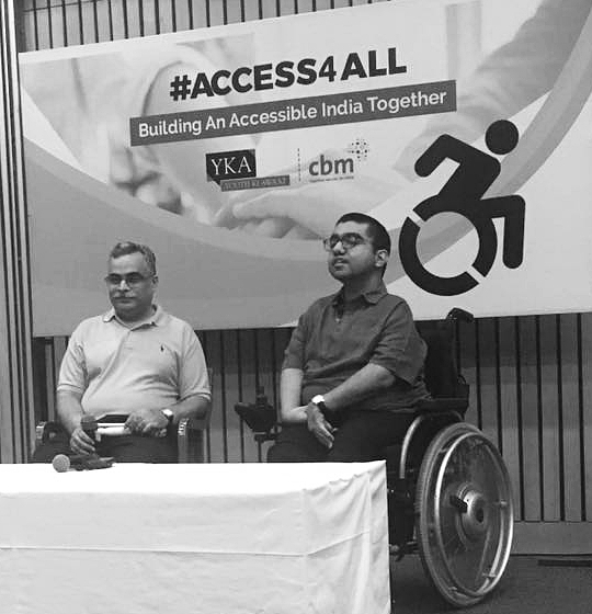 #Access4All Organised by Youth Ki Awaaz
