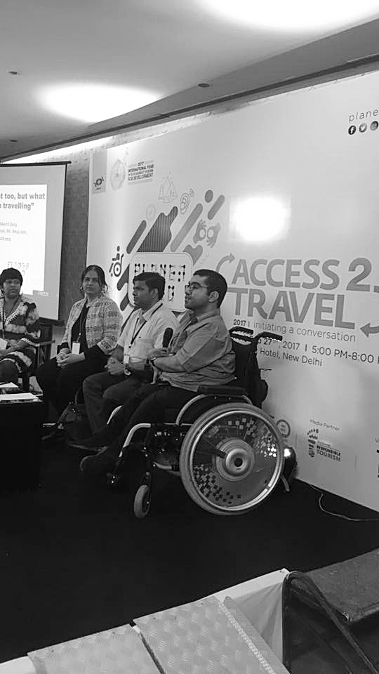 Panel Discussion on Access To Travel by Planet Abled