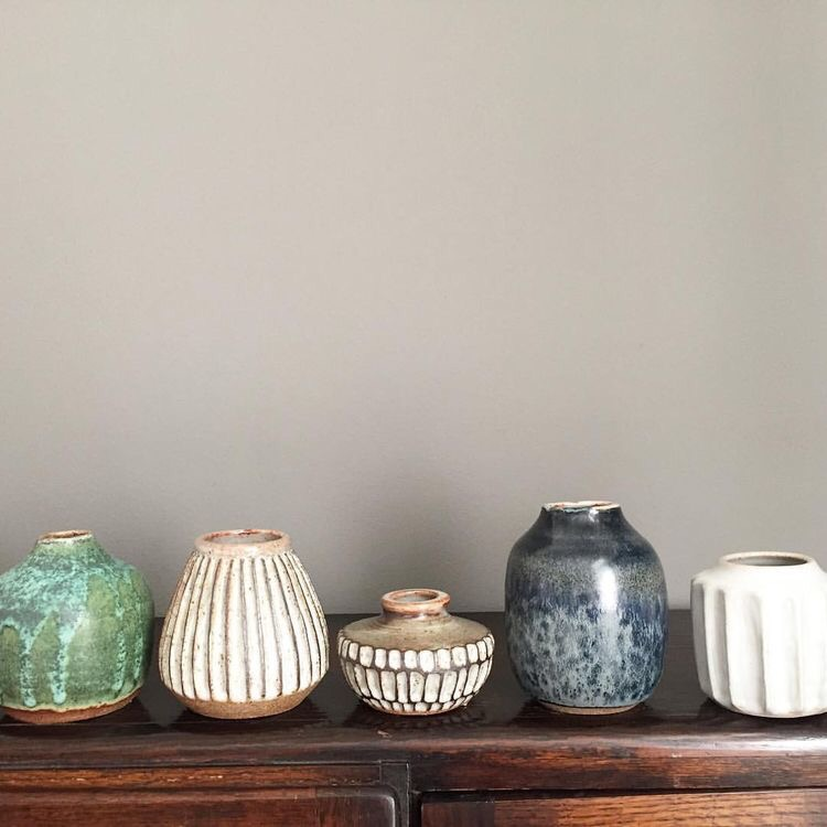 pottery created and photographed by:  Malinda Reich