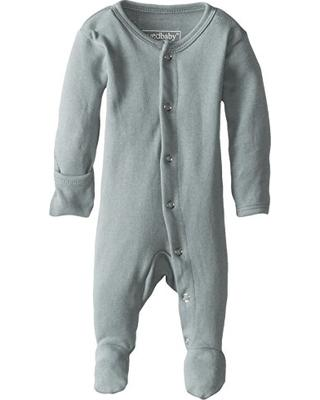 Organic Cotton Footed Overall