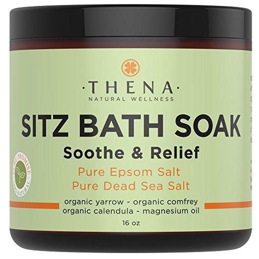 Organic Sitz Bath Soak