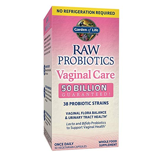Probiotics for Vaginal Care