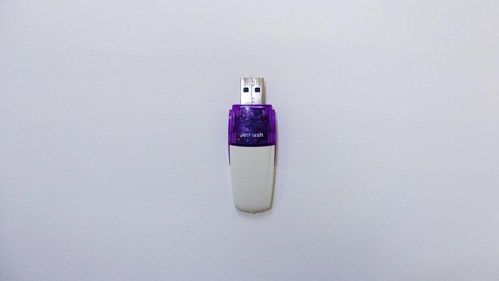 USB No.3