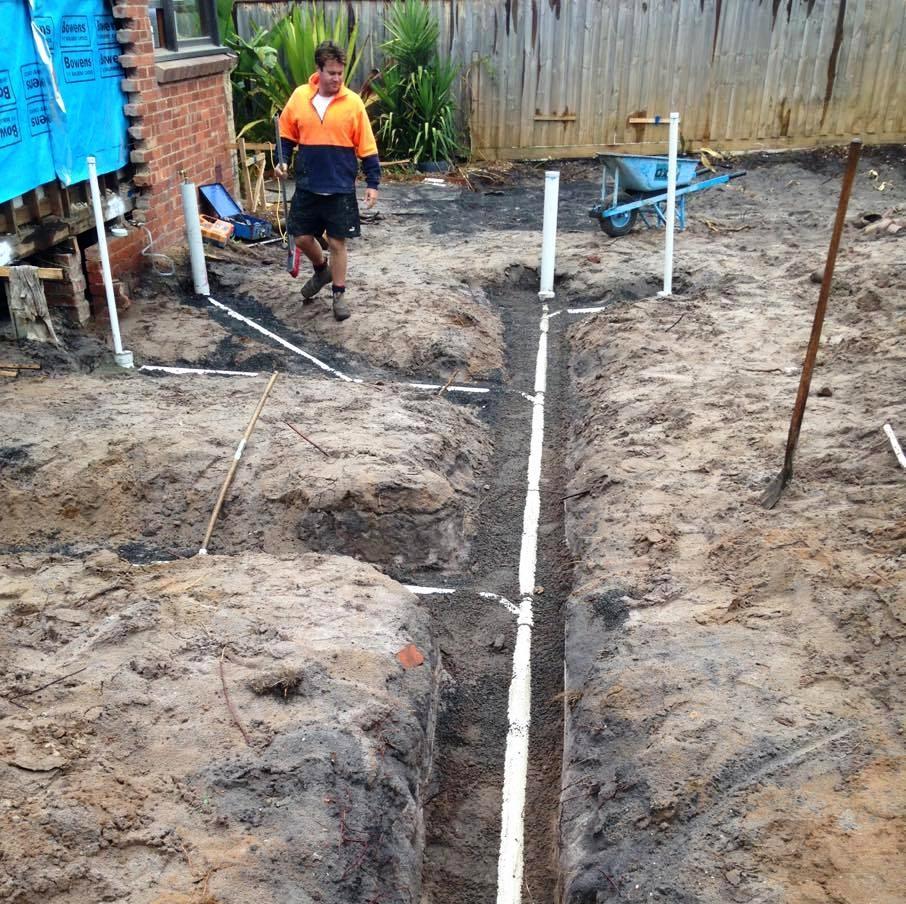 drainage plumbing