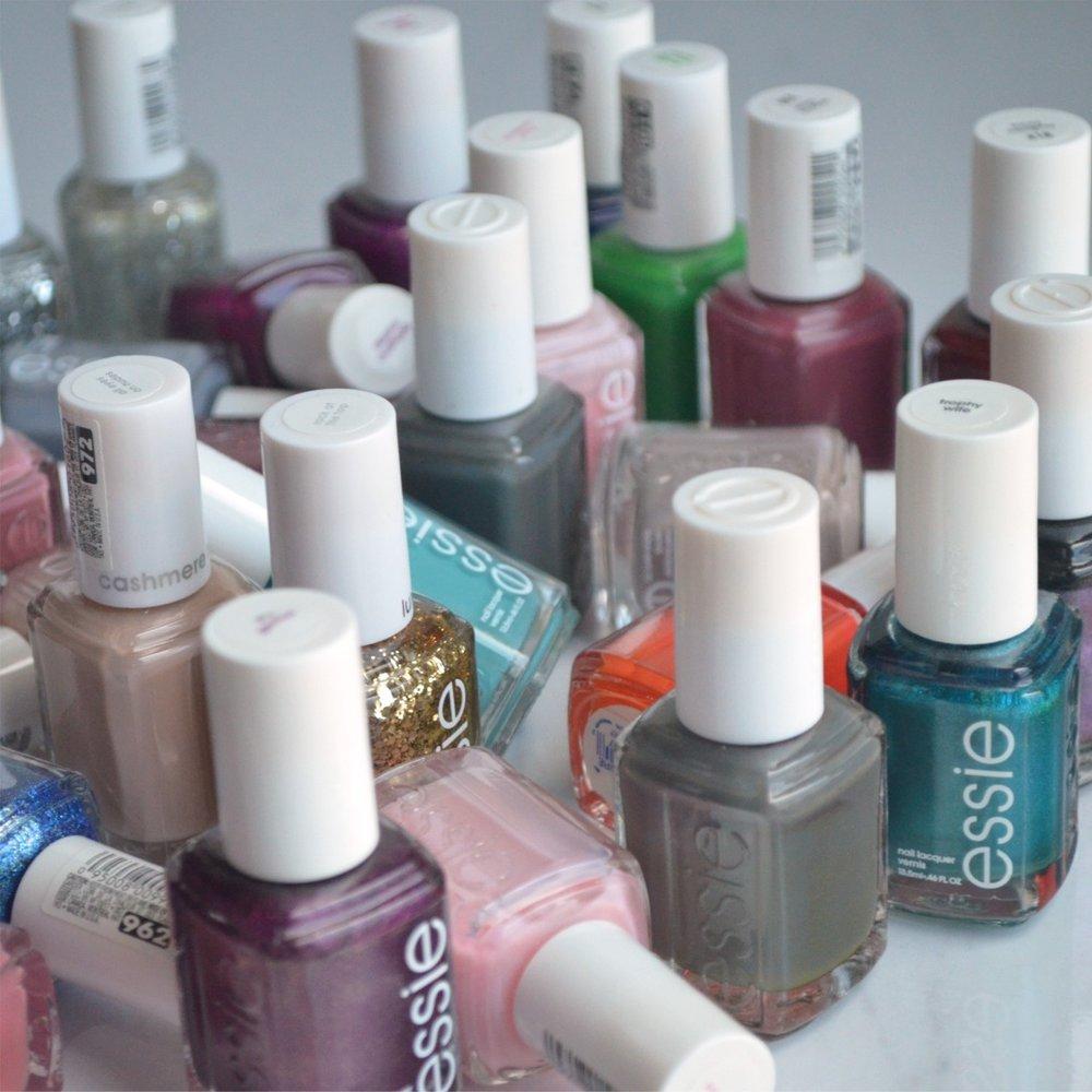 My Collection: Essie