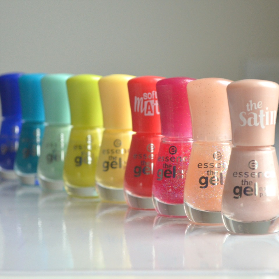 Essence Gel Nail Polish Space Queen: My Collection: Essence