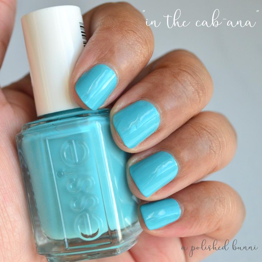 Tiffany Blue Nail Polish Essie   Splendid Wedding Company