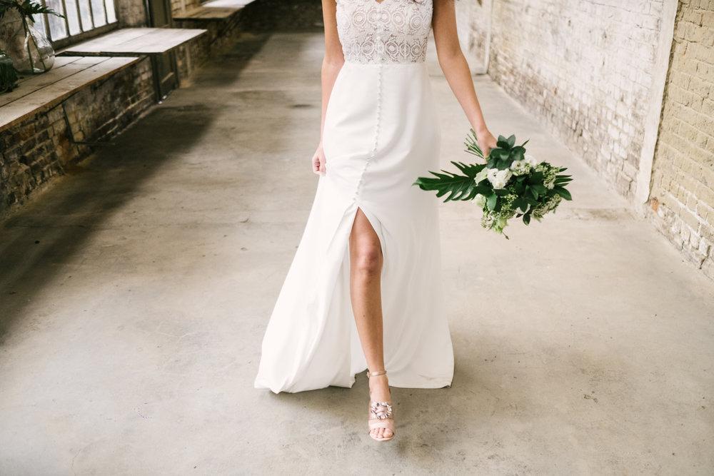 Charline Verbeken - Robes de mariées