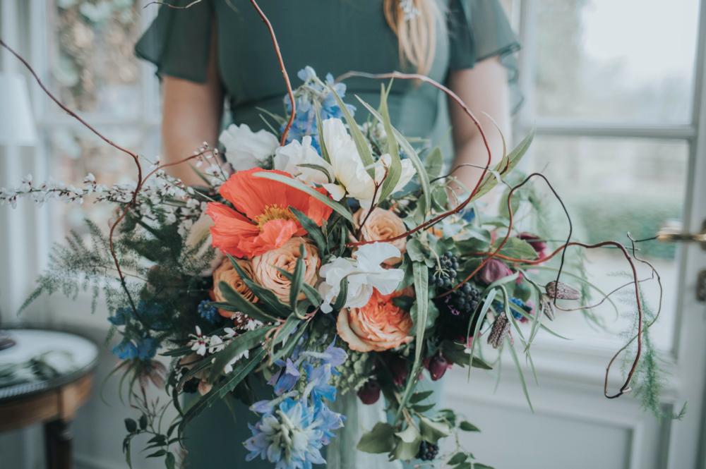 Wild Flower Fairy - floral designer