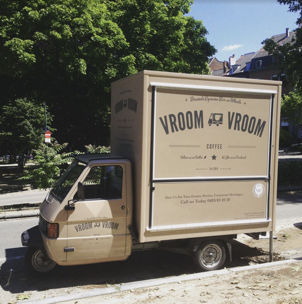 Vroom Vroom - coffeetruck