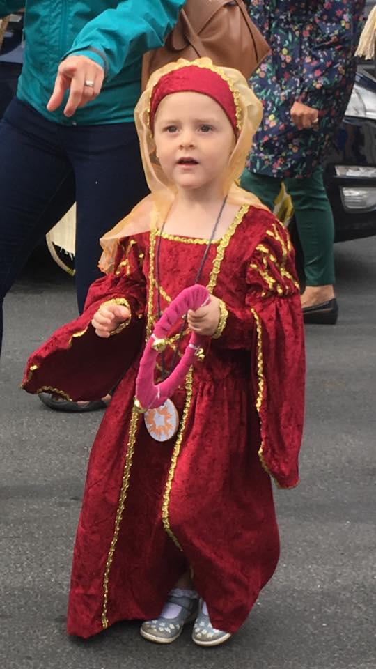 Sophie procession.jpg
