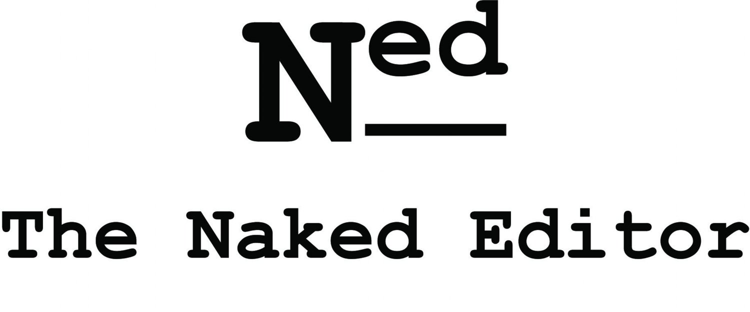 THE NAKED EDITOR