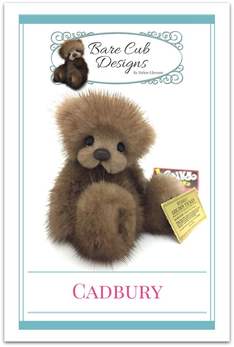 Bear Making Kits — Bare Cub Designs