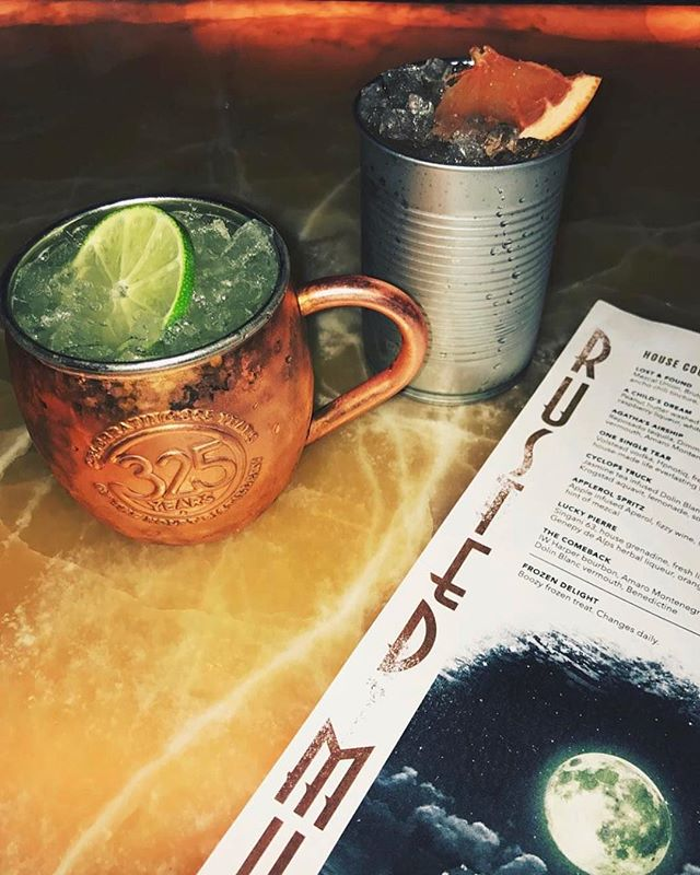Case of the mondays?  Come by this week for a drink with us !! 📸: @scullery_syd  #drinksf #mulesallday #caseofthemondays