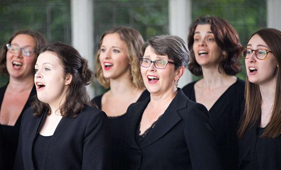 Homepage: The Lucy Cavendish Singers