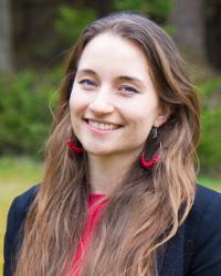 Graduate Rep  Katharina Brecht