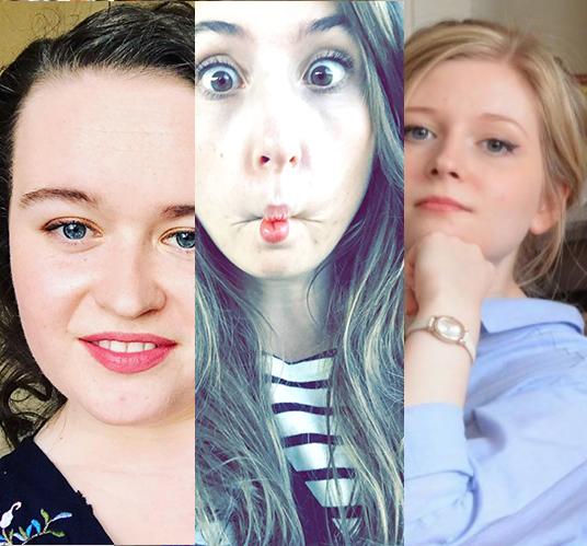 Ents  Annie Hoyle, Stine Holm, Phoebe Tilzey