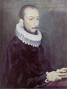 [16th century portrait, anonymous artist]