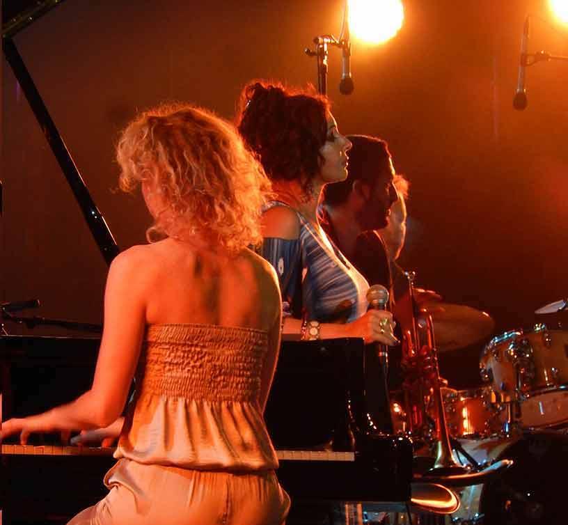 Natacha Atlas, Ibrahim Maalouf, Jazz a Vienne 2016