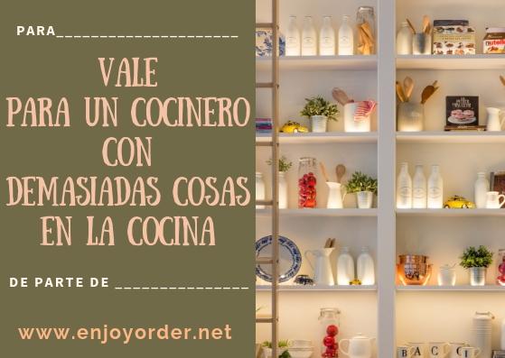 COCINAS PARA MASTER CHEFS