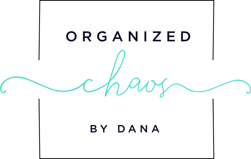 Organized Chaos by Dana